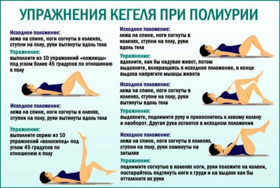Упражнения кегеля. держи все в себе! - женское здоровье