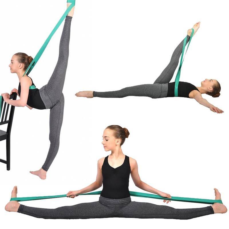 Как сесть на шпагат за месяц: лучший комплекс упражнений