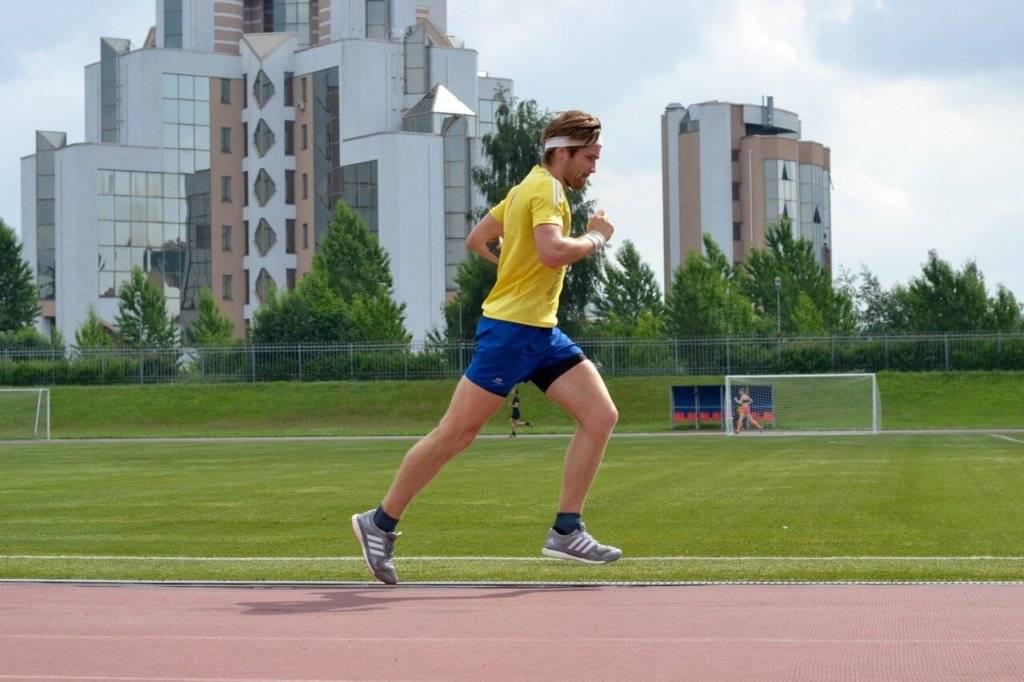 Техника выполнения бега на 60 метров, как научиться быстро бегать