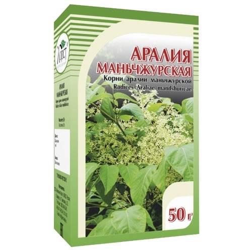 Лечебные свойства ягод аралии маньчжурской - saenta.ru