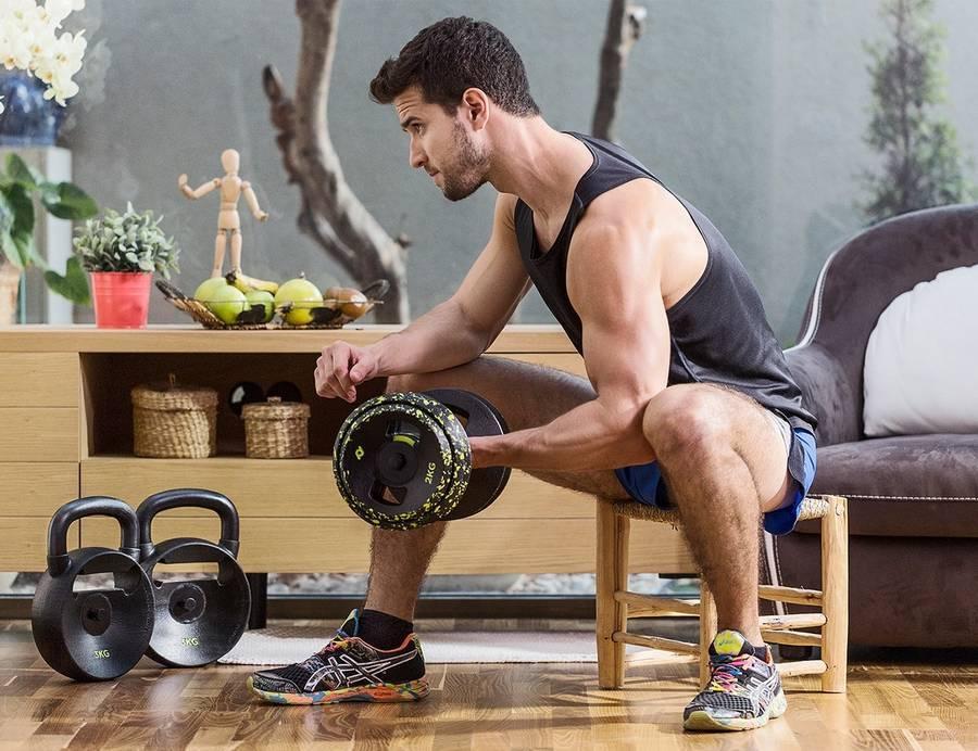 Гиревые упражнения полезны для сердца и легких: как правильно работать с гирями