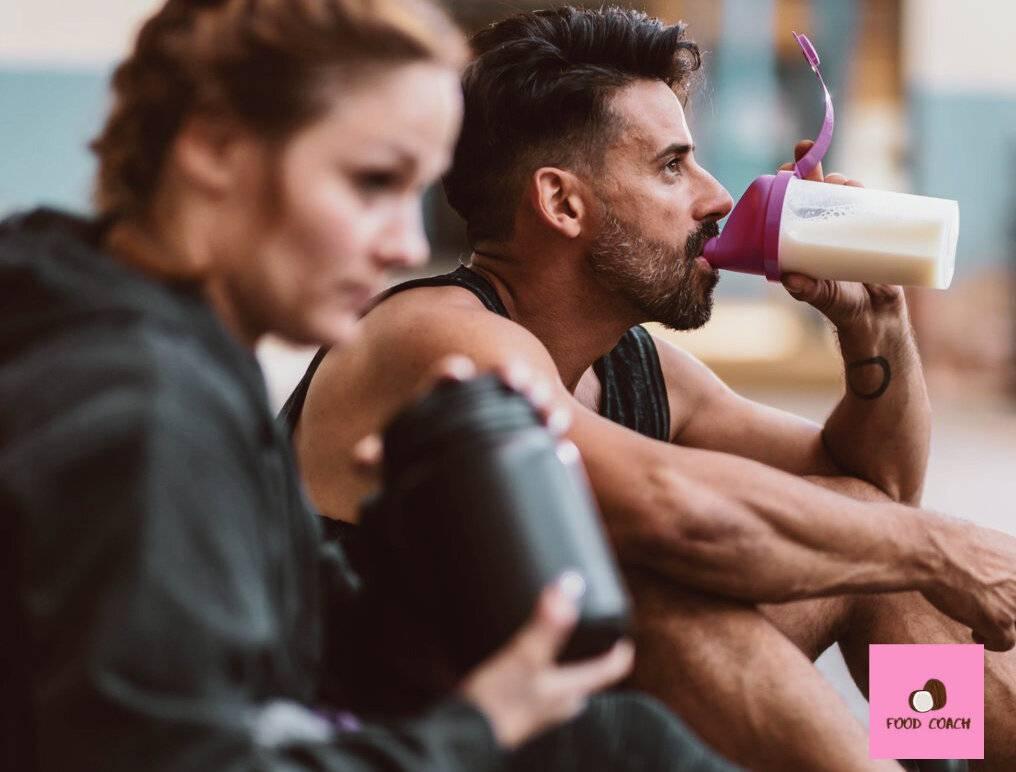 Когда лучше пить протеин: до или после тренировки