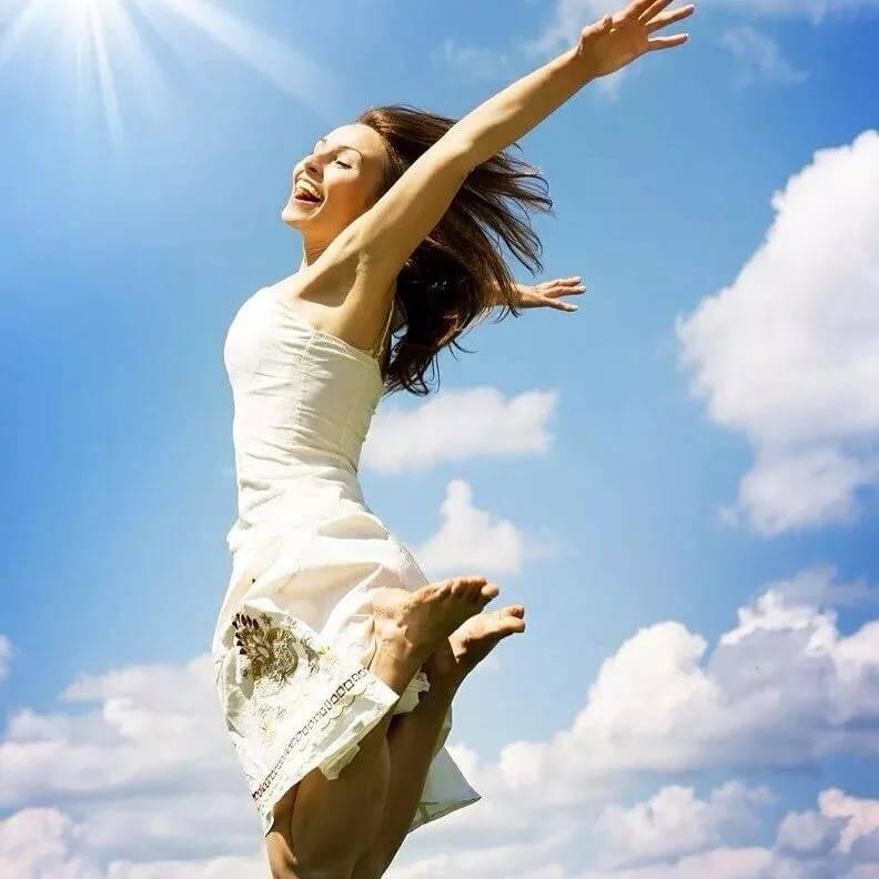 Как стать энергичным и позитивным человеком | wooinfo
