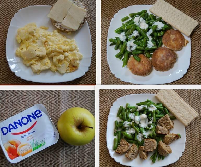 Буч диета с меню на каждый день, эффективное белково-углеводное чередование для похудения