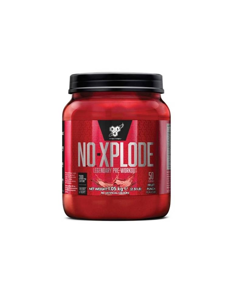 No-xplode legendary pre-workout igniter 555 гр (bsn)