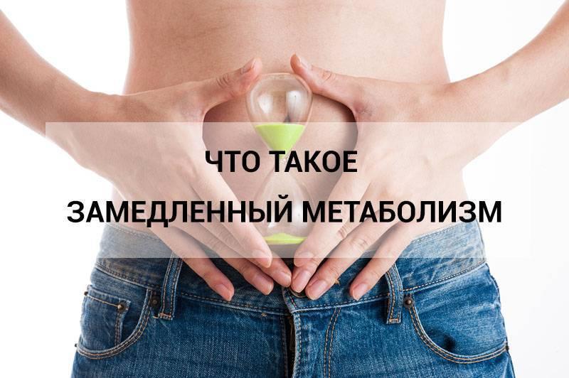 Быстрый vs медленный метаболизм
