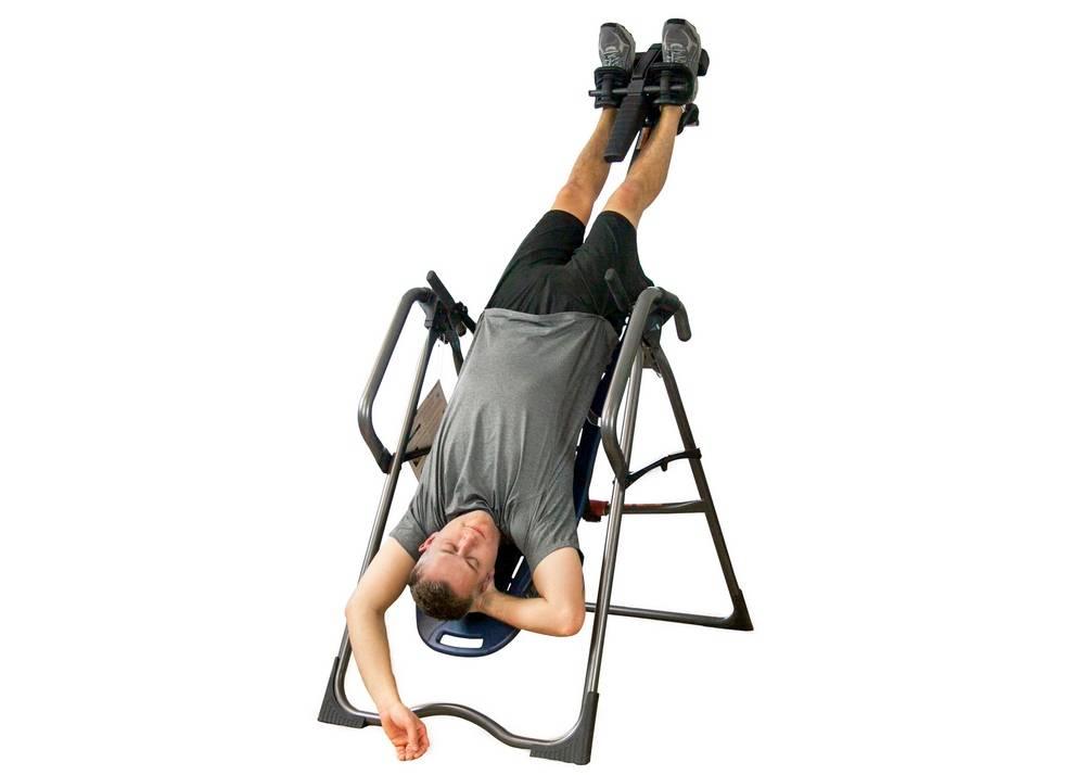 Инверсионный стол: отзывы врачей и для чего нужен тренажер, гравитационный стол своими руками, противопоказания и чертежи