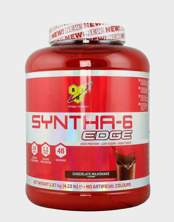 Протеин bsn syntha-6 — купить в москве в магазине спортивного питания pitprofi.ru