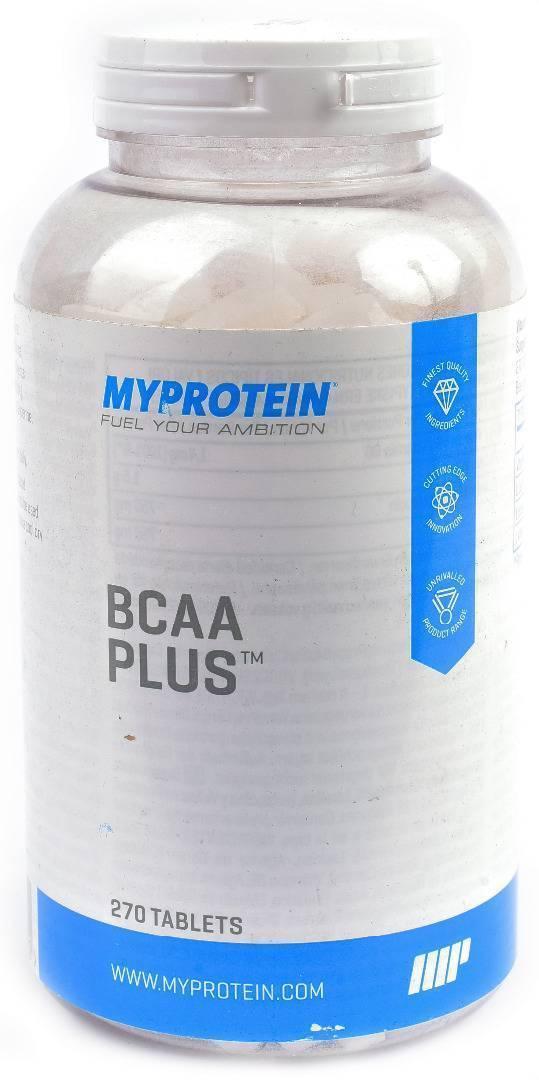 Bcaa от myprotein