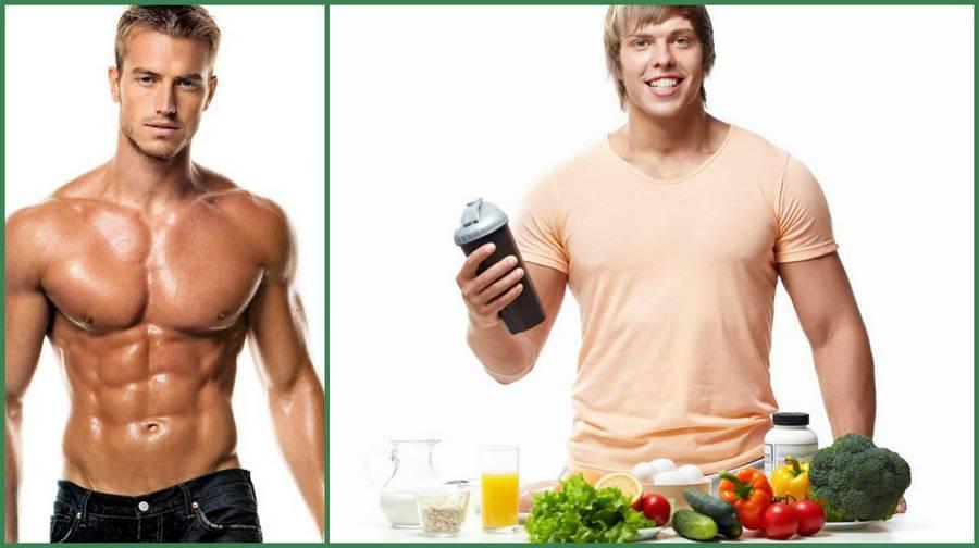 Способы набора веса для худощавых парней