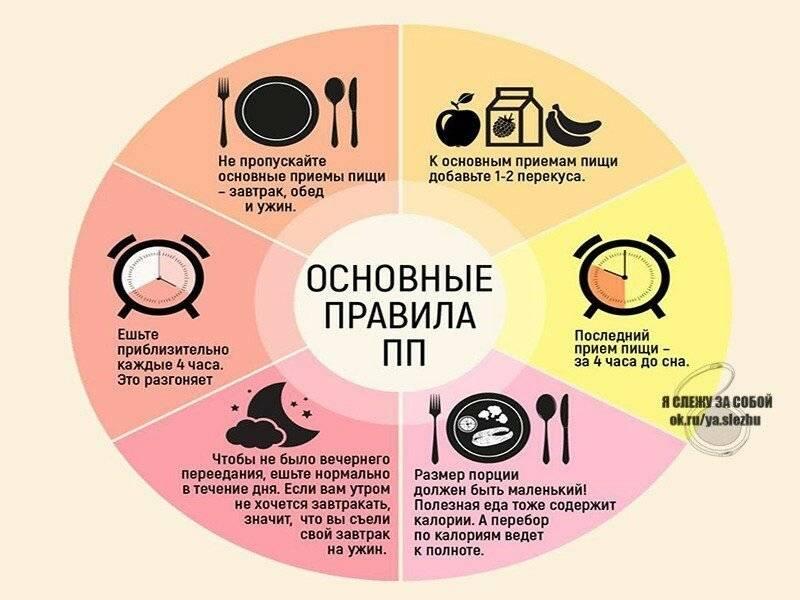 Как правильно питаться, чтобы похудеть - fitlabs / ирина брехт