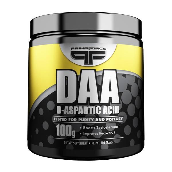 D-аспарагиновая кислота (daa)
