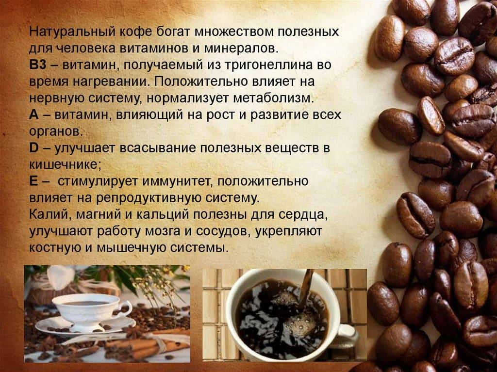 Польза и вред кофе: факты и мифы о древнем напитке