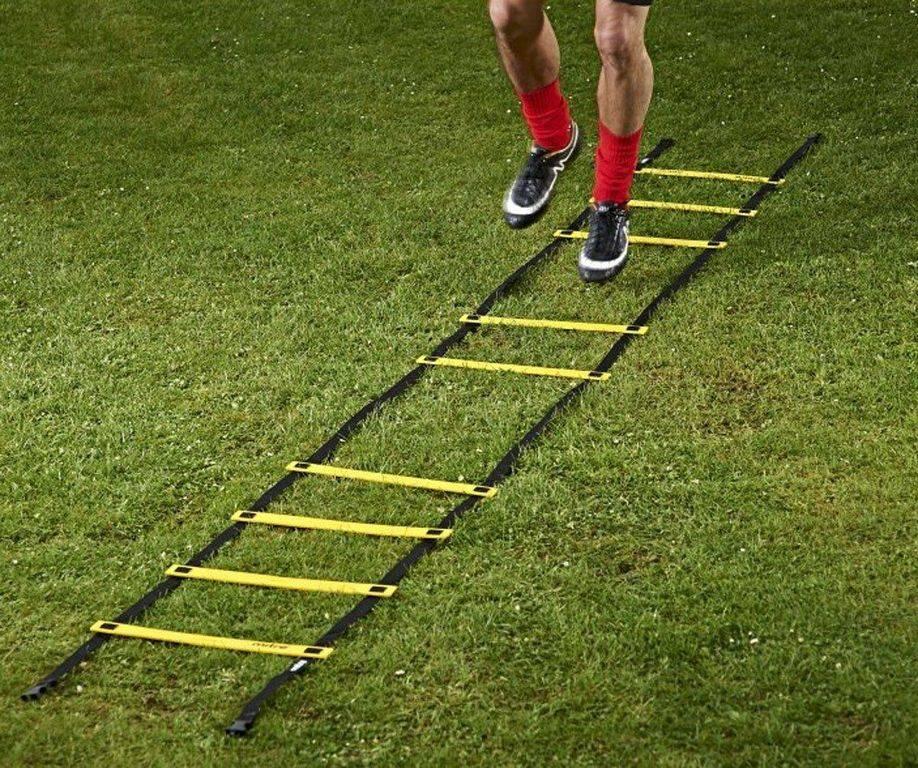 Координационная лестница, или путь спортсмена к совершенству за минимальные деньги
