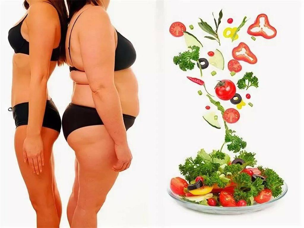 Как похудеть без диет и убрать живот без спорта на 10 кг после 45 лет