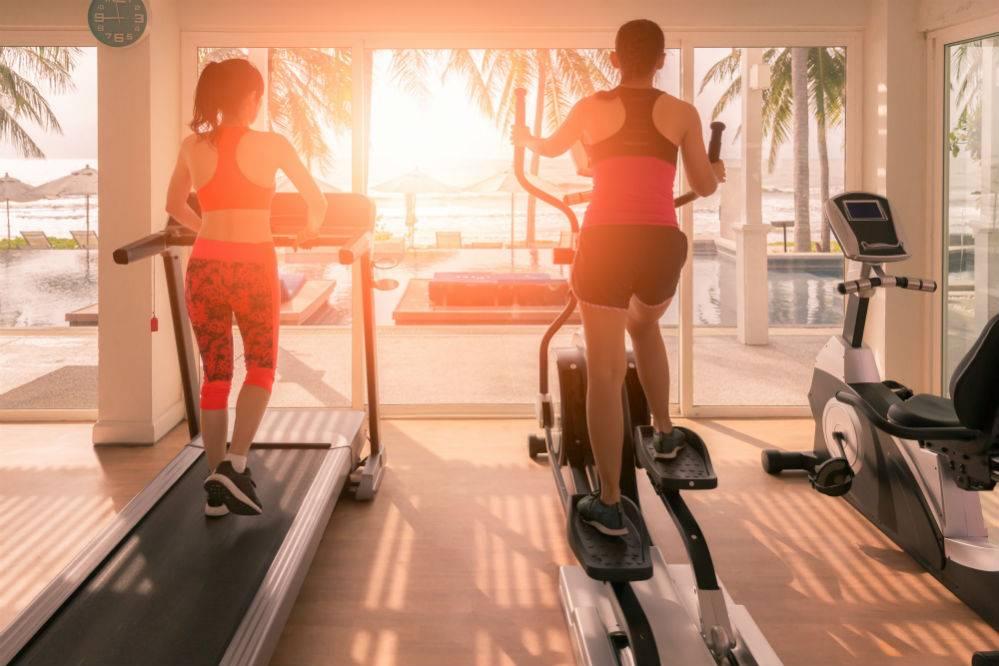 Кардио тренировка в зале: что это такое, кардиотренировки в тренажерном кардиозале, нагрузки в спортзале для сжигания жира