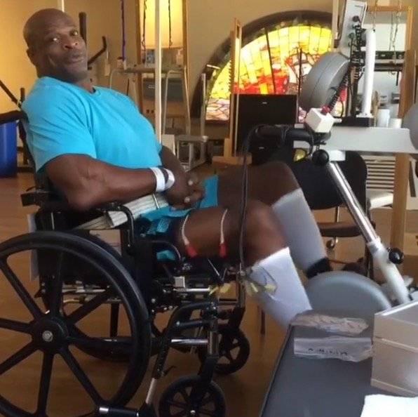 Как сдулся сейчас Ронни Колеман: травмы,инвалидность,операци, последние фото