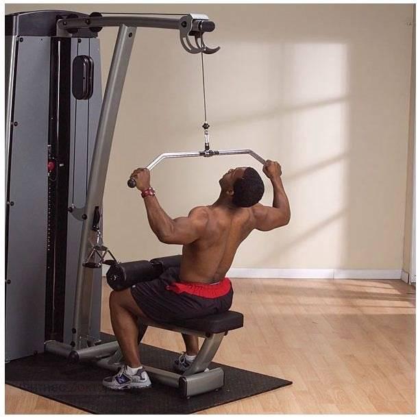 Подтягивания широким хватом: польза и недостатки, какие мышцы работают