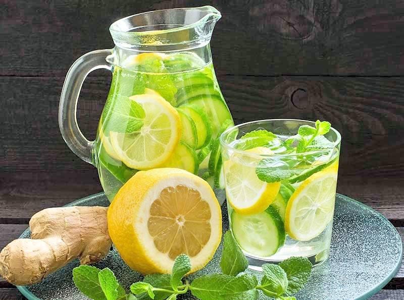 Правила приема и эффективность воды с лимоном для похудения