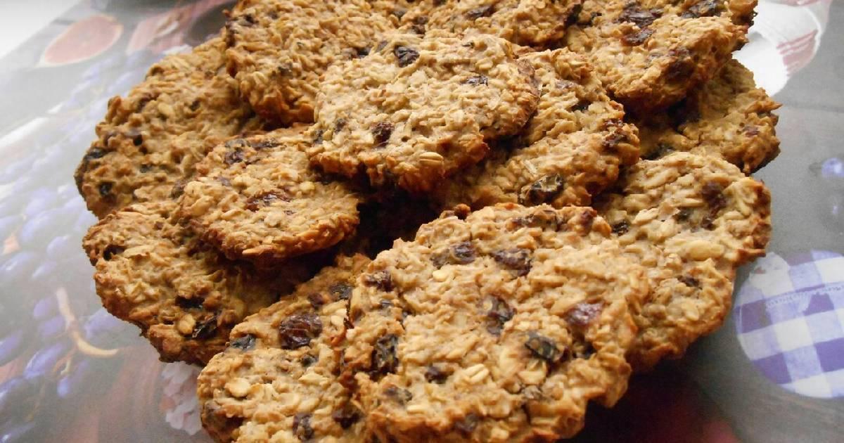 Печенье пп из творога и овсянки. особенности овсяно-творожного печенья по системе пп | здоровое питание