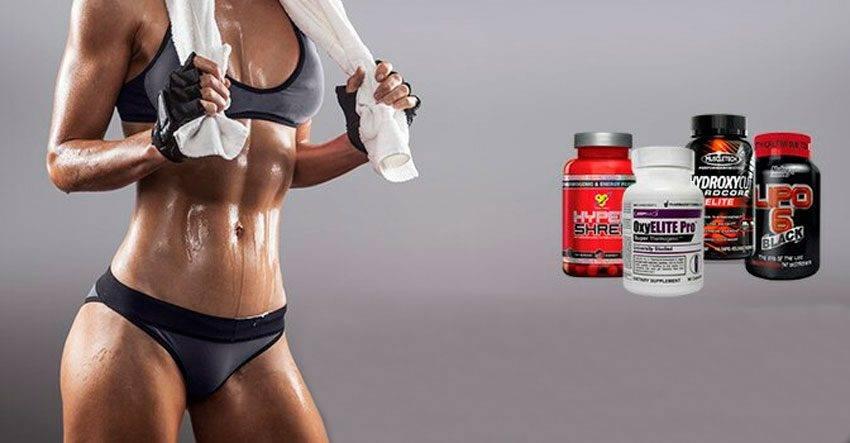 Какое спортивное питание для похудения нужно использовать?