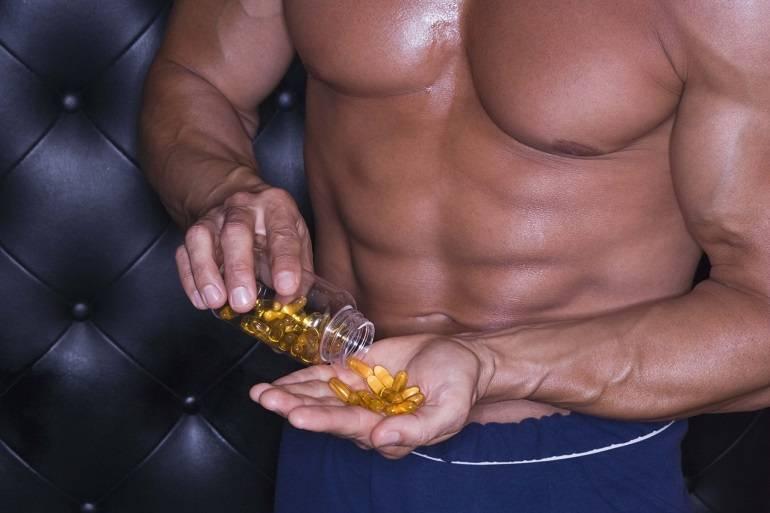 Рыбий жир в бодибилдинге, как принимать, польза для мужчин