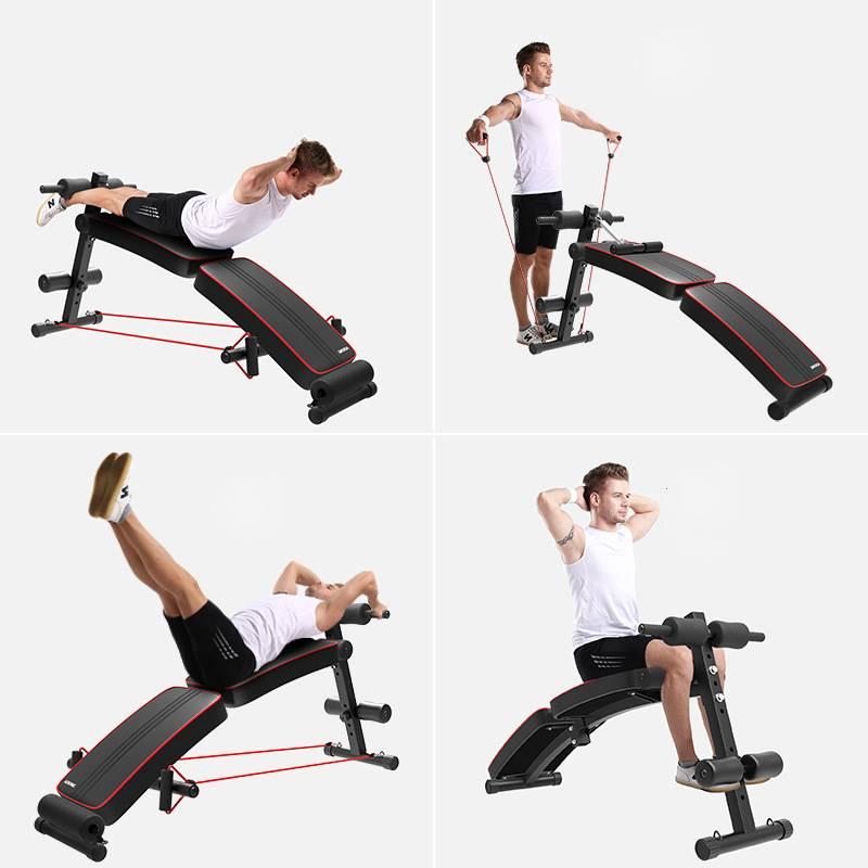 Качаем пресс на скамье. лучшие упражнения | musclefit