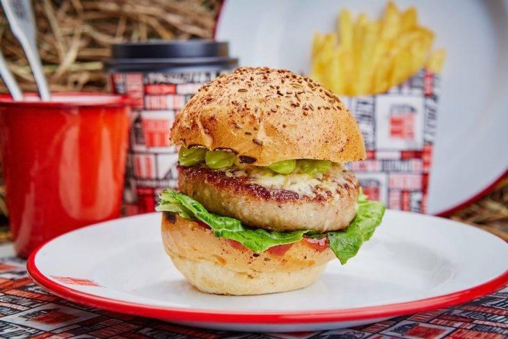 Пп-бургер - рецепты с фото пошагово для правильного питания