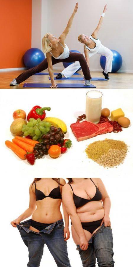 Спортивная диета для сжигания жира: меню для женщин и мужчин