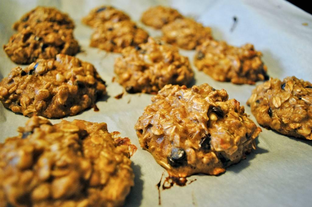 Протеиновое печенье рецепт