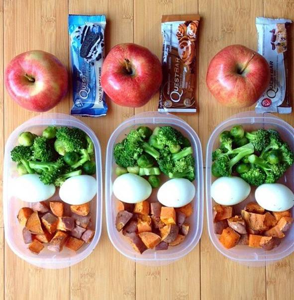 Как похудеть на дробном питании