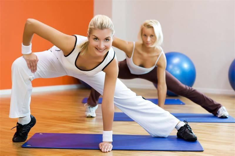 Шейпинг: занятия для похудения в домашних условиях