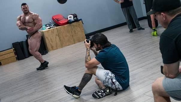 Ник Уокер — «новый Дориан Йейтс» на сцене профессионального бодибилдинга