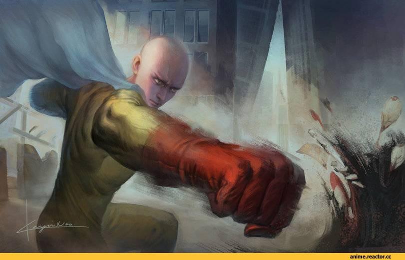 One-punch man: как лысый супергерой покорил сердца миллионов