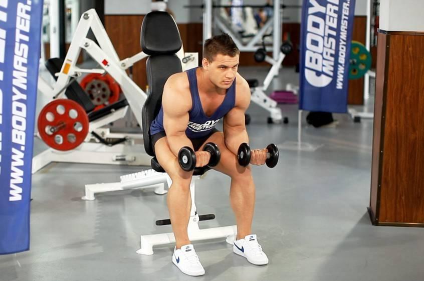 Как накачать мышцы предплечья: лучшие упражнения