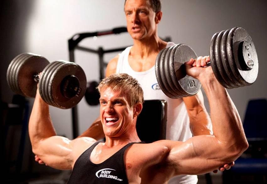 Мышечное чувство и читинг в бодибилдинге - body-blog блог о спортивном питании и здоровье.
