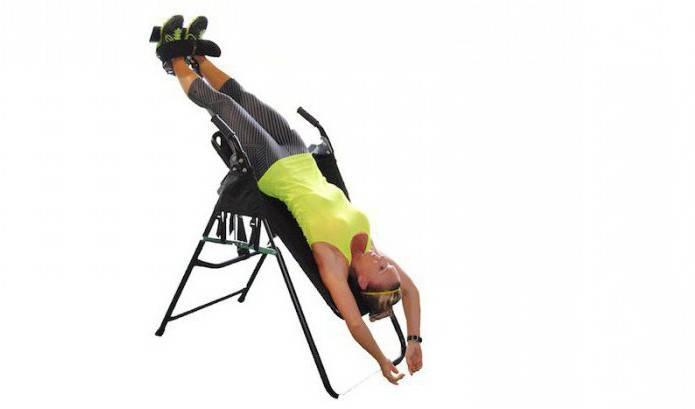 Инверсионный стол – для чего нужен, как выбрать тренажер для спины,позвоночника?