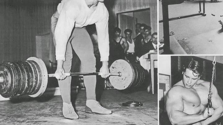 Арнольд шварценеггер: полное руководство по его тренировкам. • bodybuilding & fitness