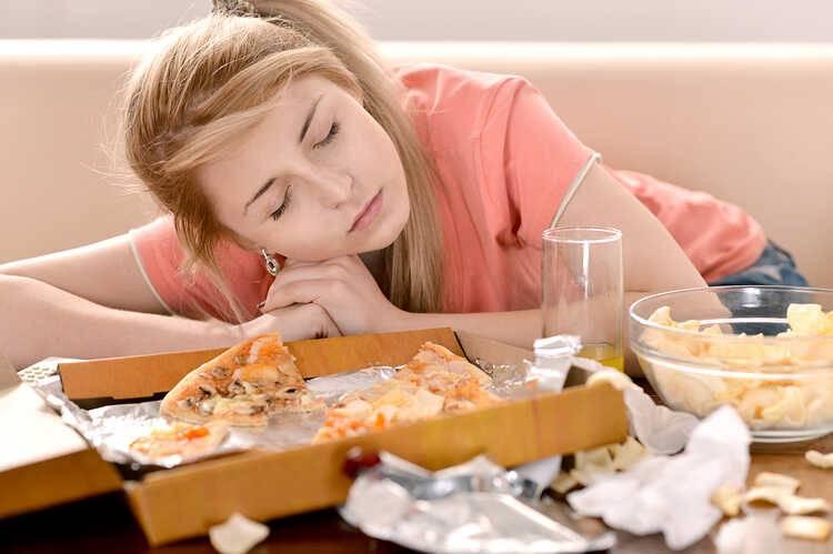 Ночной дожор: что можно съесть перед сном без вреда для здоровья | lady.tut.by