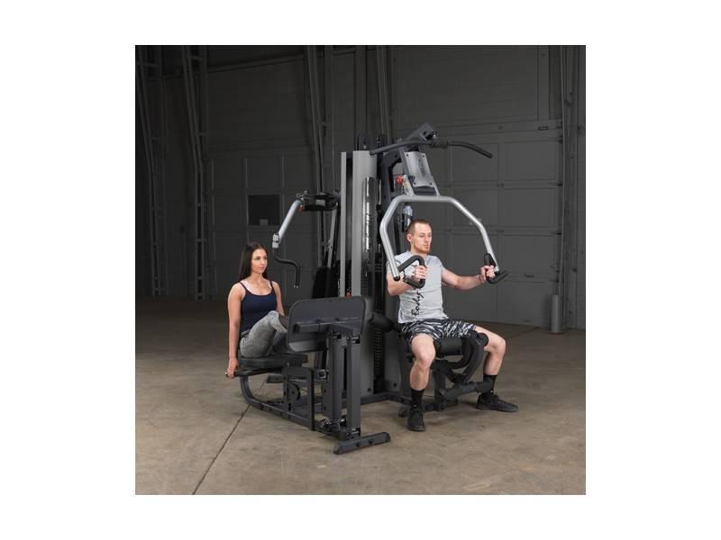 Лучшие  силовые многофункциональные тренажеры для дома