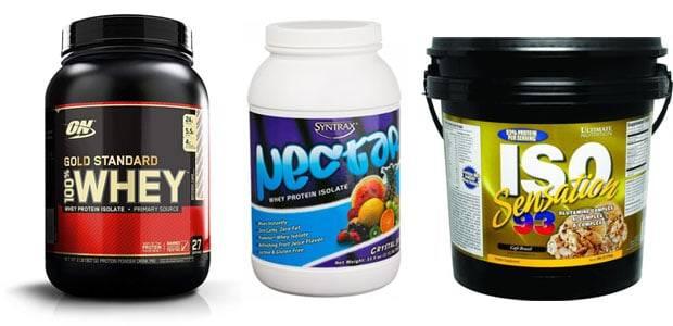 Изолят или концентрат сывороточного протеина: что лучше? | пища это лекарство