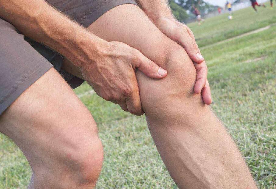Разрыв связок коленного сустава - симптомы и лечение - travmasport