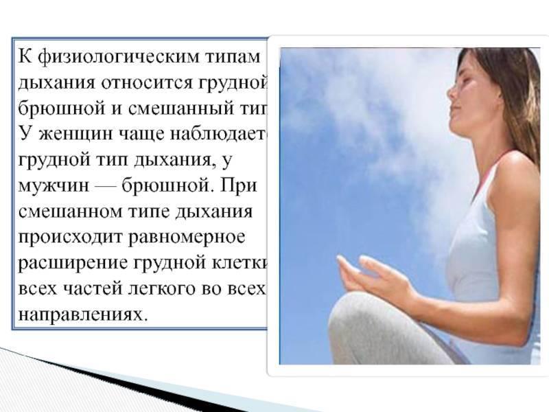 Естественное, правильное дыхание • психологический центр psyhologika