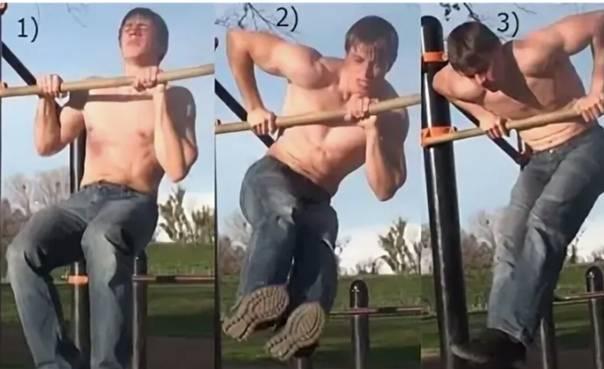 Выход силой на кольцах – упражнения для развития глубокого хвата