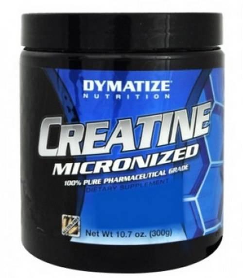 Creatine micronized 300 гр (dymatize)  купить в москве по низкой цене – магазин спортивного питания pitprofi
