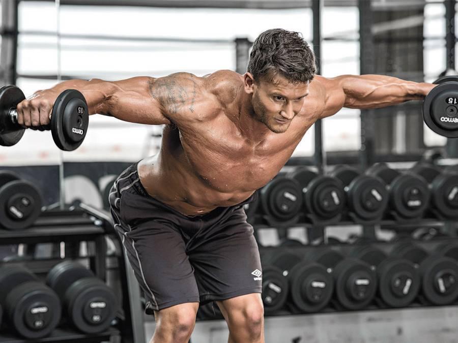 Создаём идеальные плечи: самые эффективные упражнения на дельты
