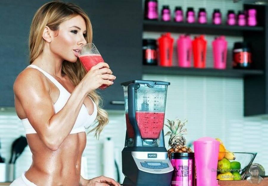 Протеин для похудения девушкам: какой лучше выбрать и как принимать