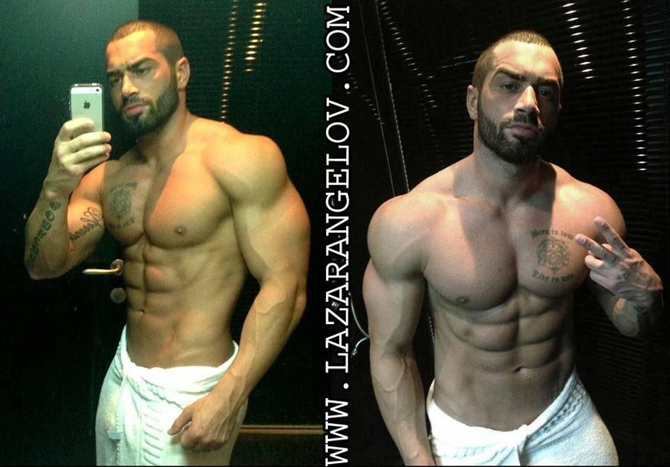 Лазар ангелов: биография, программа тренировок, фото до и после