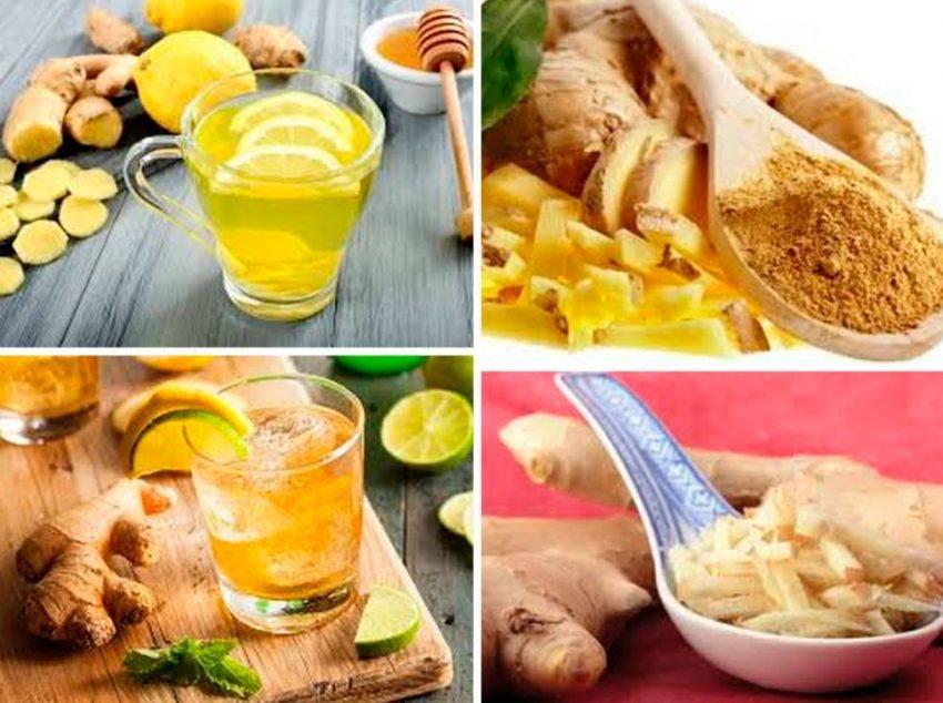 Как похудеть и убрать жир с живота с помощью корня имбиря: рецепт