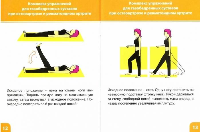 Суставная гимнастика: почему важно разминать суставы